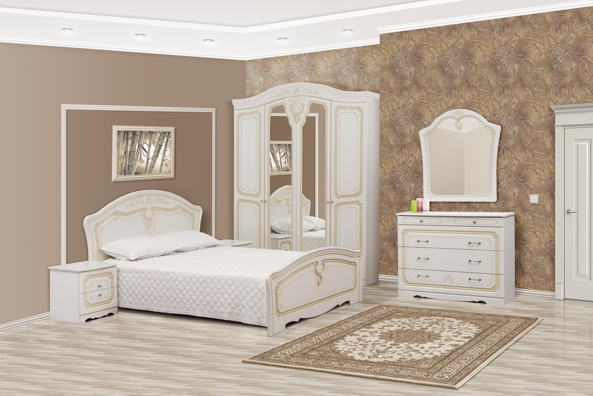 спальня луиза купить по недорогой цене в украине днепр мир мебели