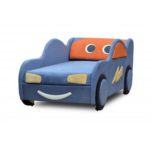 детский диван молния маквин купить по недорогой цене в украине
