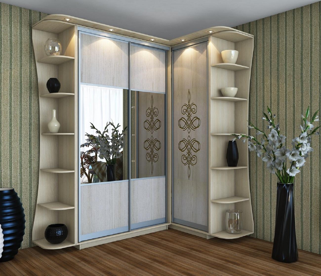 шкаф купе угловой 105010503002600 шкафы шкаф в спальню шкаф в